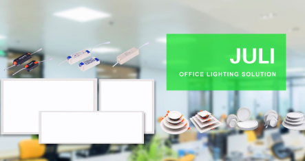 JULI is a professional office lighting company