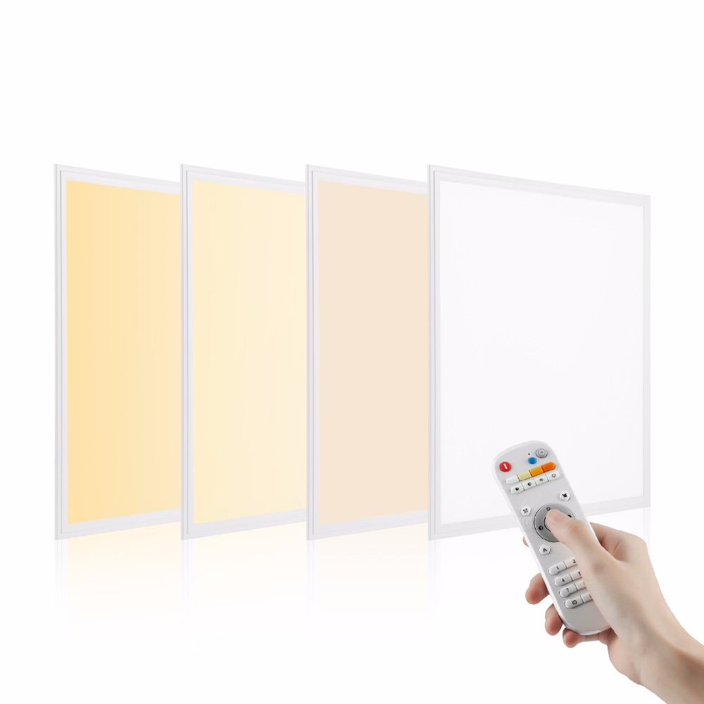 3CCT COLOR CHANGING DIMMABLE LED PANEL